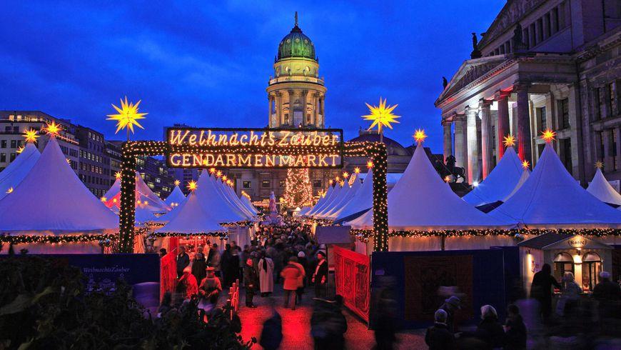 Рождественская сказка Берлина - экскурсии