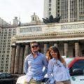 Обзорная экскурсия по Москве на автомобиле или автобусе - экскурсии