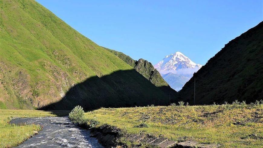 Джута и Казбек: единение с природой - экскурсии