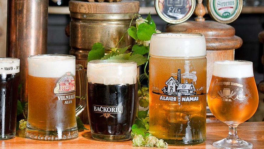 Дегустация литовского пива - экскурсии