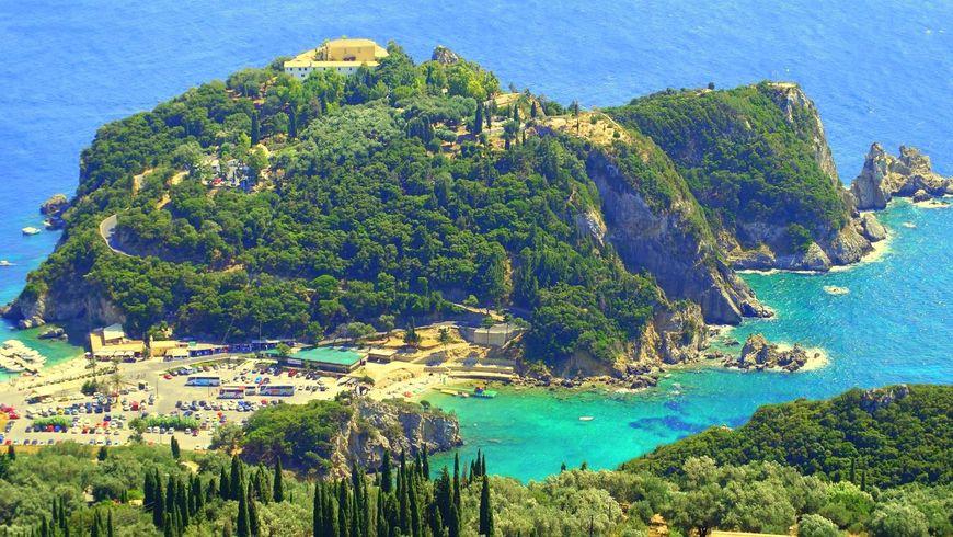 Большое путешествие по Корфу - экскурсии