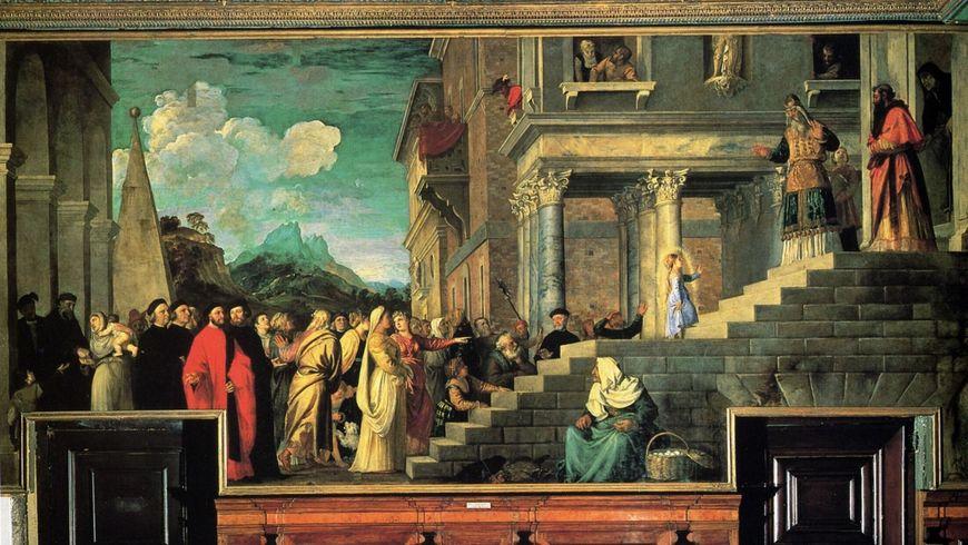 Понять шедевры Тициана - экскурсии