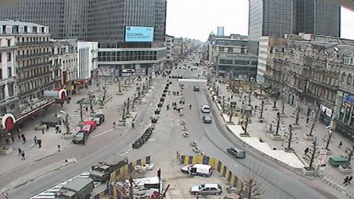 Веб-камера на площади Брукера