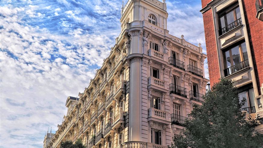 Нетуристический центр Мадрида - экскурсии