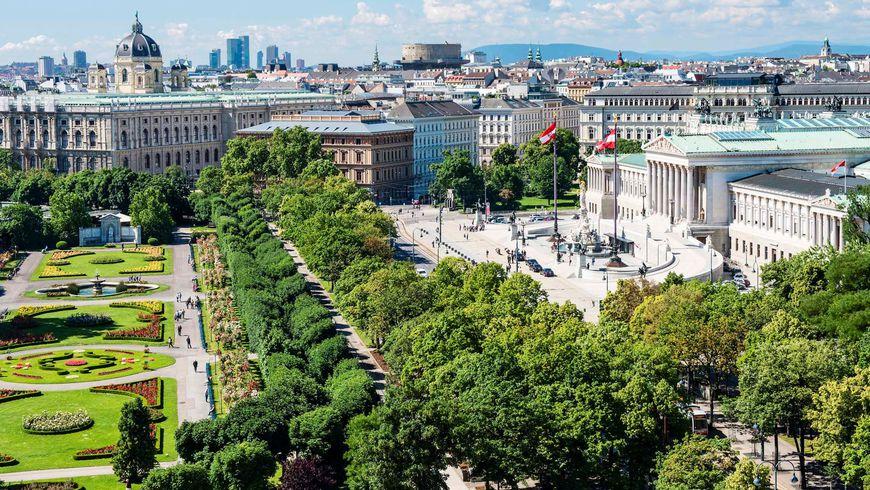 Роскошная Вена впоясе Рингштрассе - экскурсии
