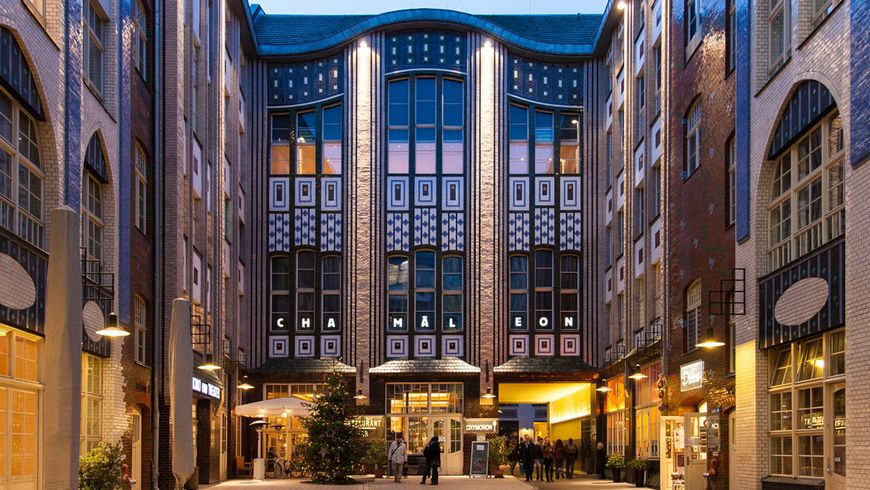 Берлинские дворики - экскурсии
