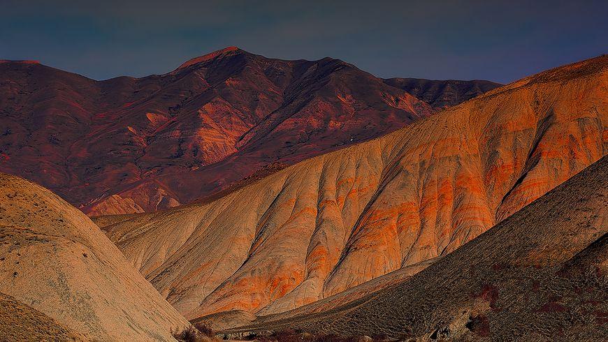 Агатовые горы Хызы - экскурсии