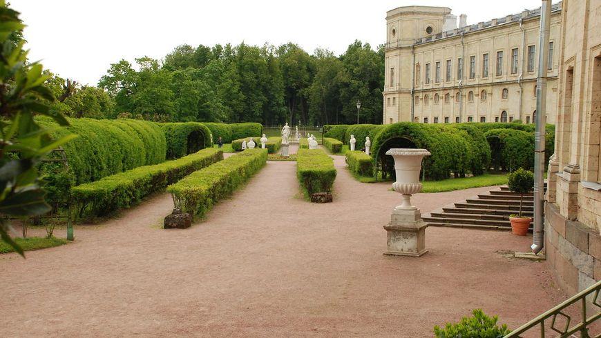 Императорские резиденции — Гатчина: дворцово-парковый ансамбль - экскурсии