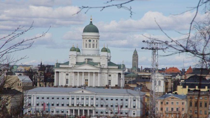 По Хельсинки пешком - экскурсии