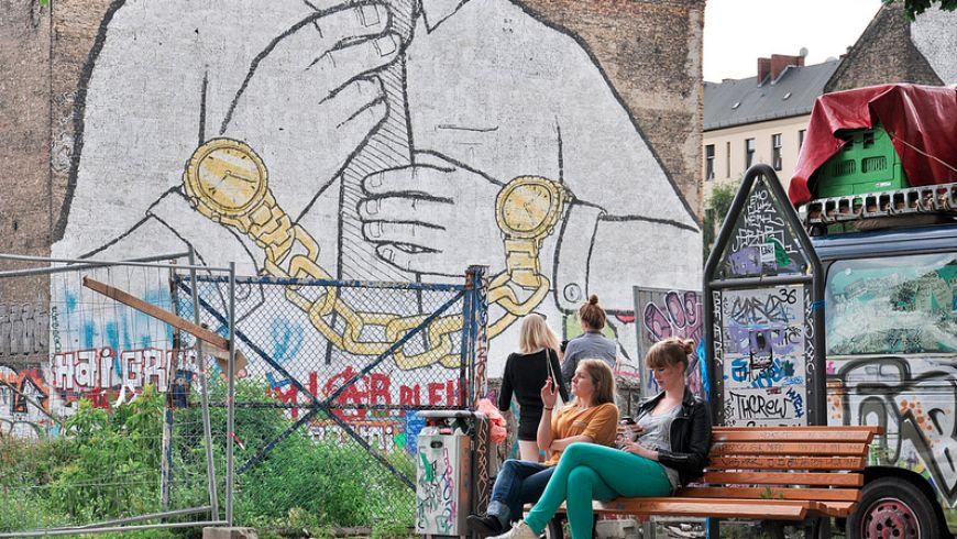 Ощутить атмосферу настоящего Берлина - экскурсии