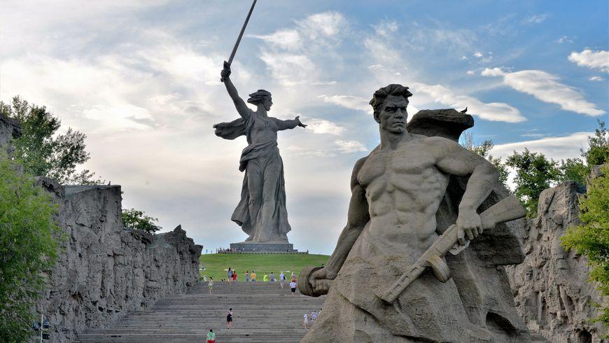 Большое знакомство с Волгоградом - экскурсии