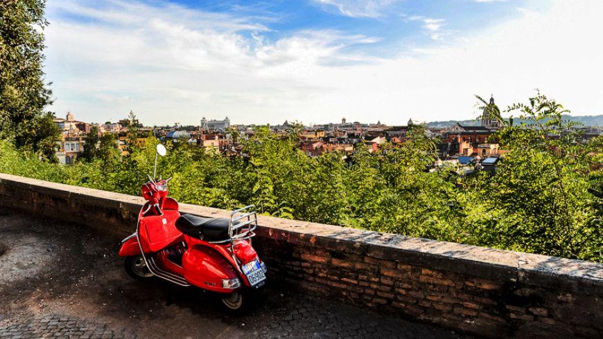 Рим за 10 000 шагов - экскурсии