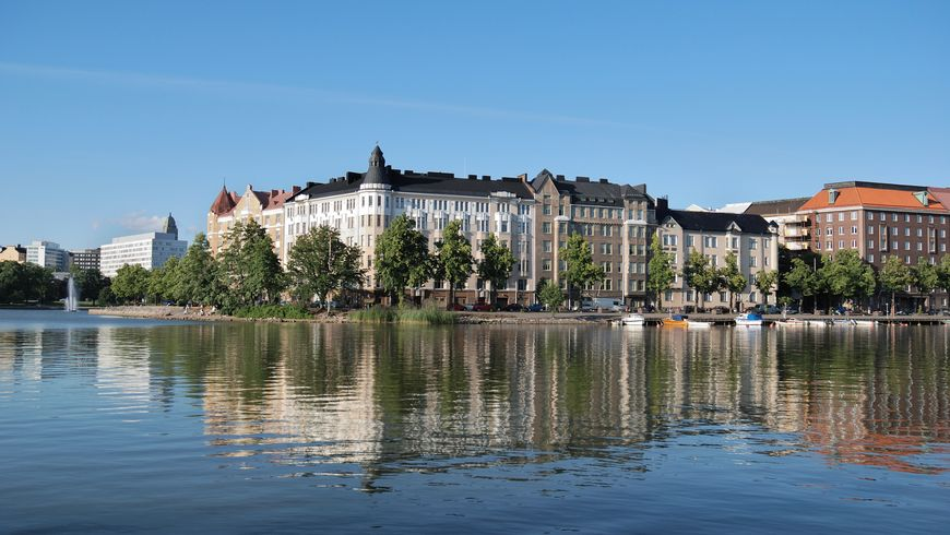 Самые красивые места Хельсинки - экскурсии