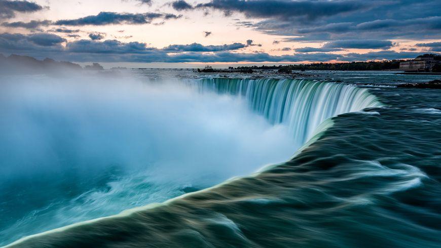 Авиа-тур изНью-Йорка наНиагарские водопады - экскурсии