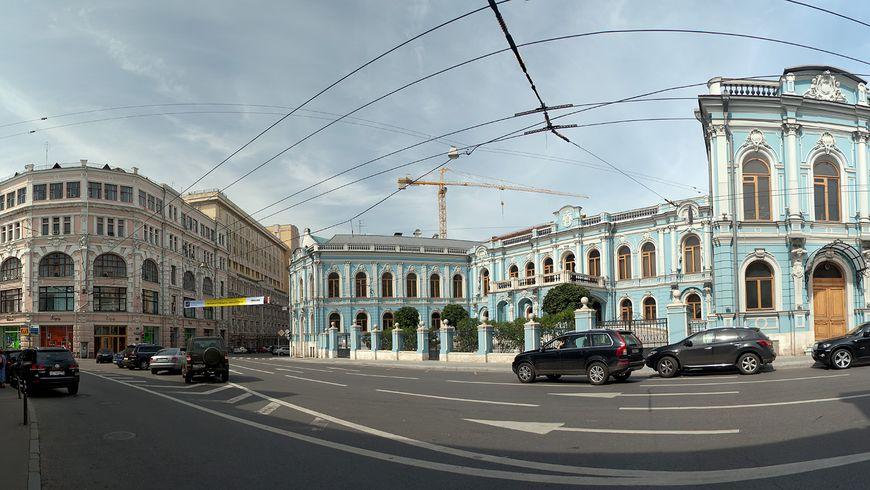 Мясницкая – разные эпохи московской жизни - экскурсии