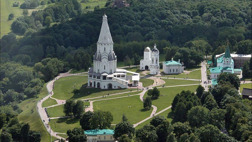 Коломенское: были и небыли самого красивого московского парка - экскурсии
