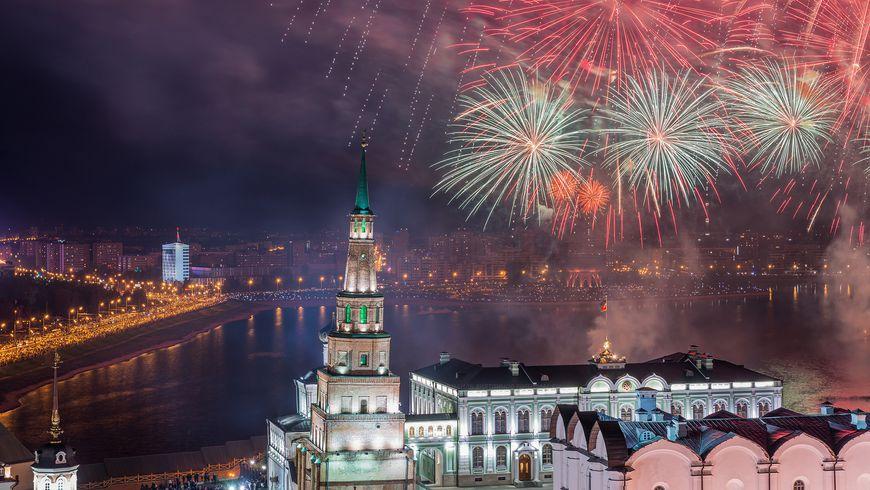 Новогодняя Казань— вечерняя автобусная прогулка - экскурсии