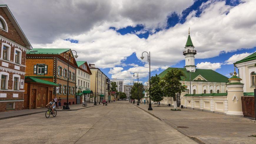 Старо-татарская слобода. Город в городе - экскурсии