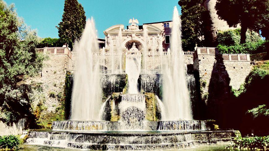 Тиволи — город императорских вилл - экскурсии
