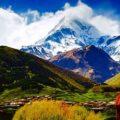Дорога к легендарному великану Казбеку - экскурсии