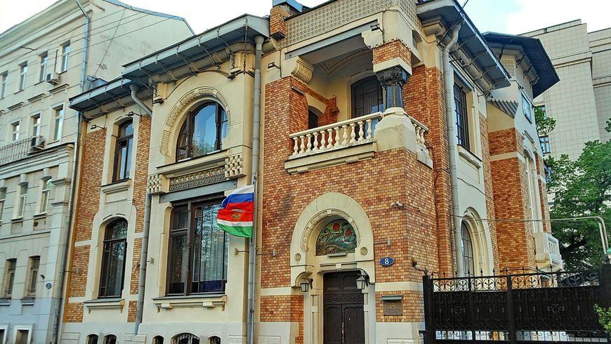 Фасады и лица московского модерна - экскурсии