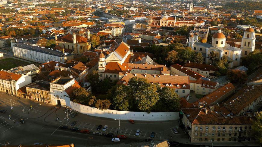 Вильнюс — северный Иерусалим - экскурсии