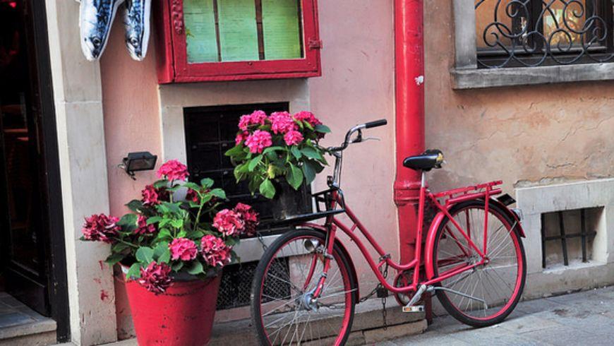 По Варшаве на велосипеде - экскурсии