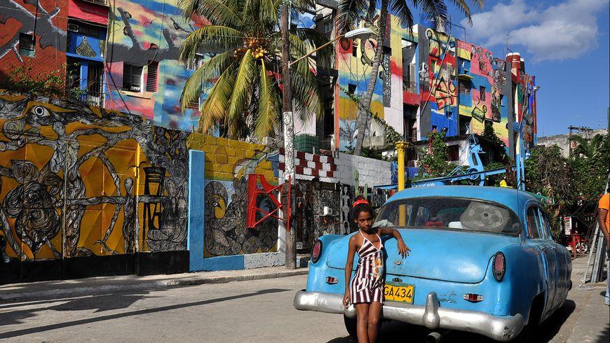 Философия кубинского стрит-арта - экскурсии
