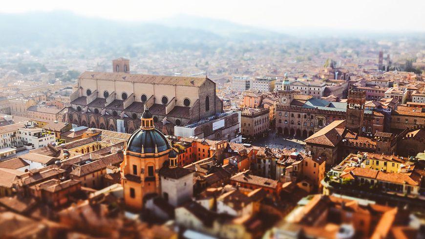 Болонья — первое знакомство - экскурсии