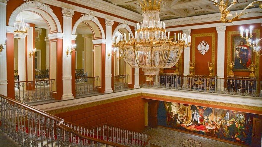 Дворец Елисеевых - экскурсии