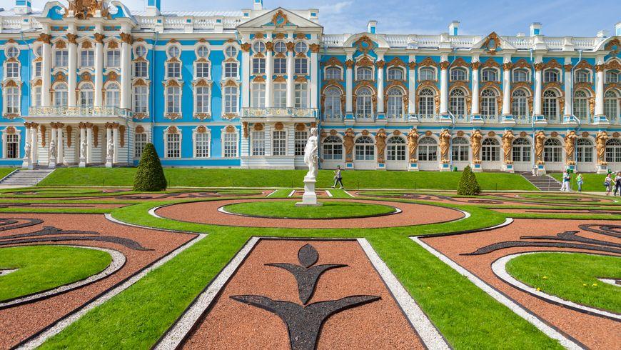 Фото-экскурсия «Царское Село – отражение вкусов трёх императриц» - экскурсии
