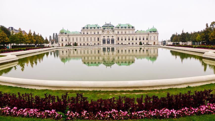 Групповая экскурсия из Праги в Вену - экскурсии