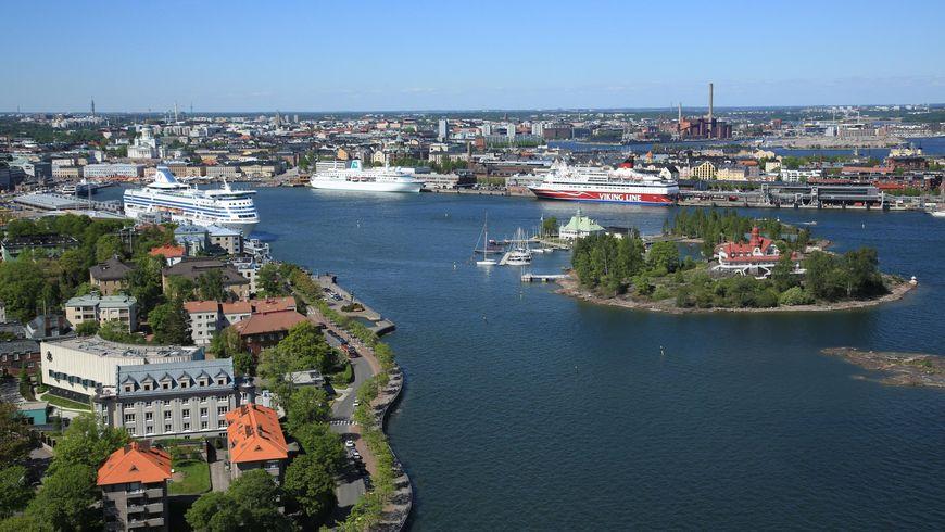 Знакомство с Хельсинки - экскурсии