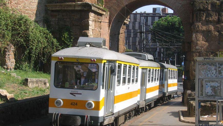 По Риму на трамвае - экскурсии