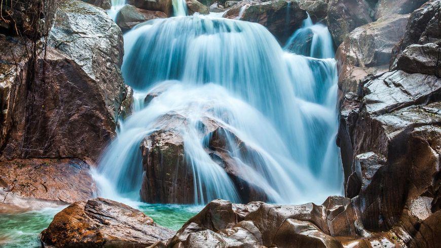 Край диких водопадов Бахо - экскурсии