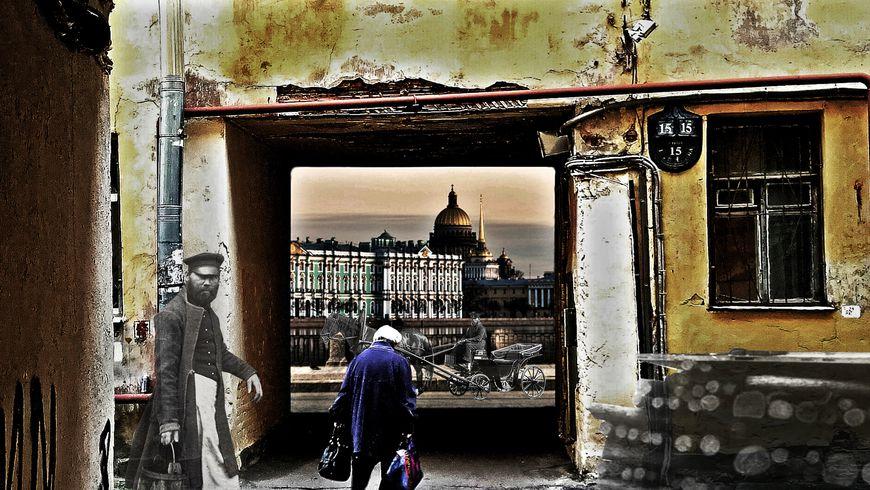 Обратная сторона Петербурга - экскурсии