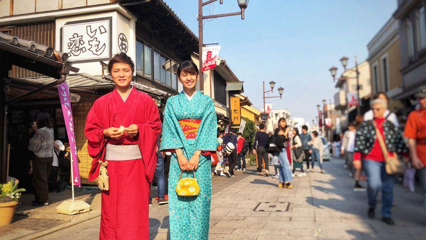 Кавагоэ— путешествие вдревнюю Японию - экскурсии