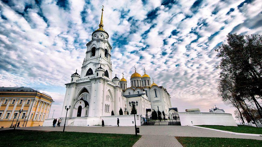 Прогулка по центру Владимира - экскурсии