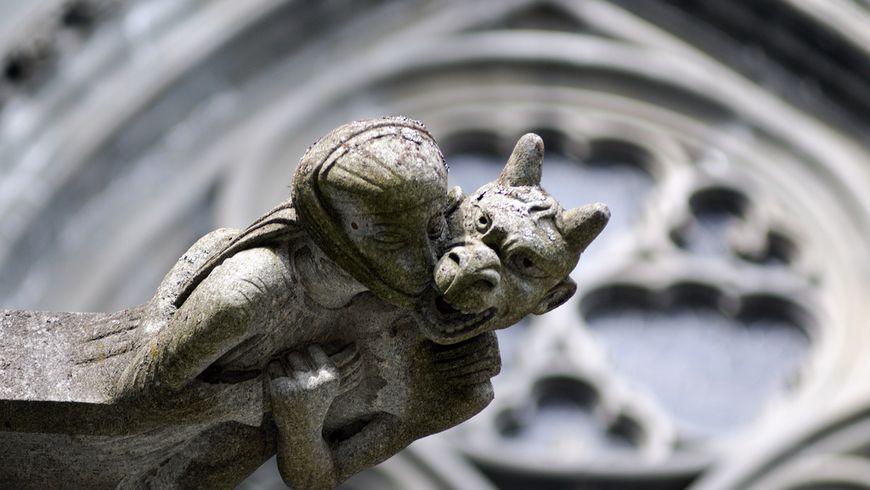 Кошмары Старого города - экскурсии