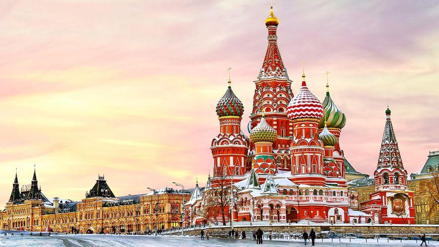 Красная площадь за час - экскурсии