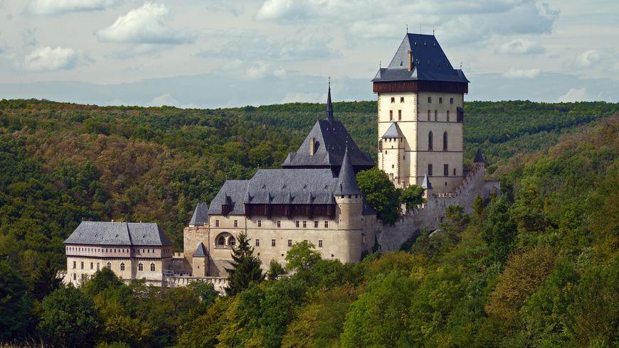 Чудеса Святой Горы и средневековый Карлштейн - экскурсии