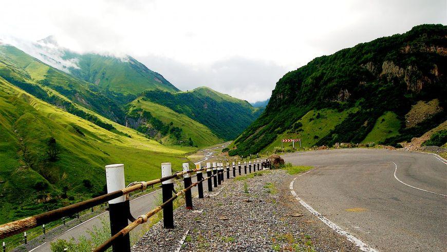 Военно-Грузинская дорога. От Мцхеты до Дарьяльского ущелья - экскурсии