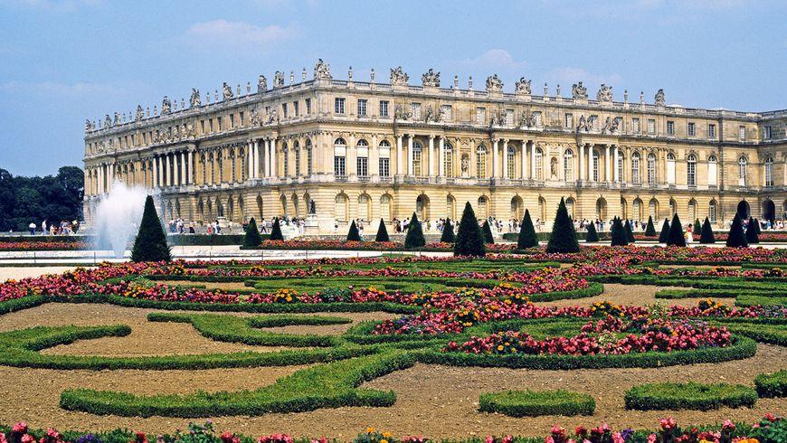 Версаль Великолепный - экскурсии