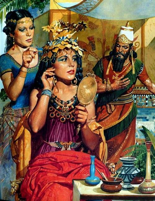 Семирамида царица