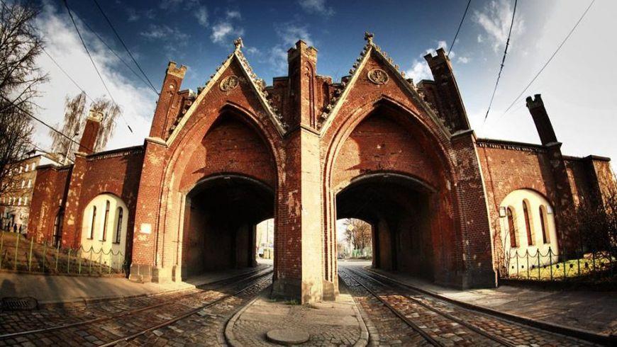 Семь ворот Калининграда - экскурсии