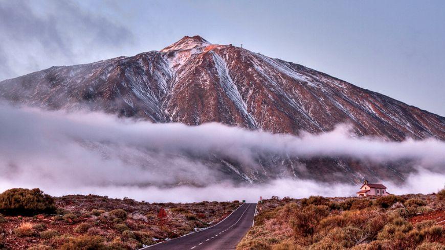 Вулкан Тейде - экскурсии