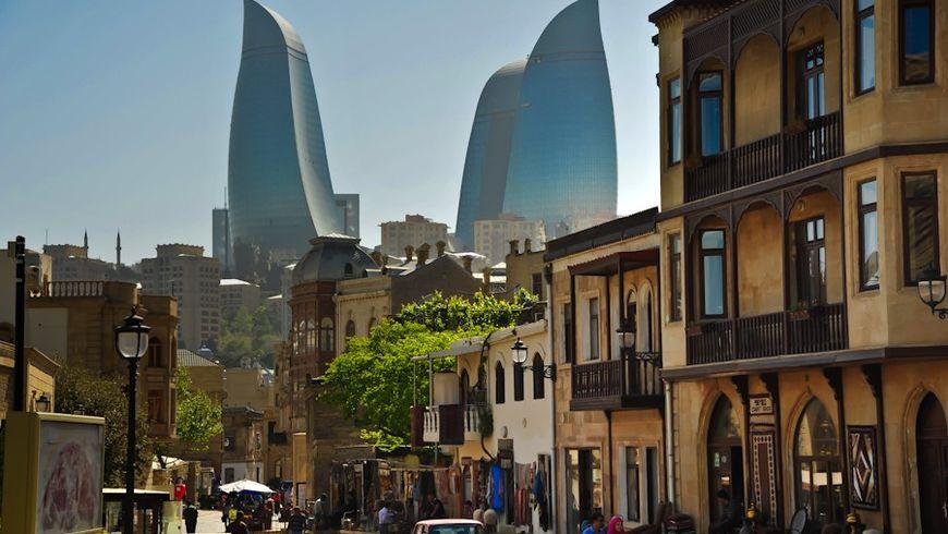 Старый и новый Баку. Обзорная экскурсия - экскурсии