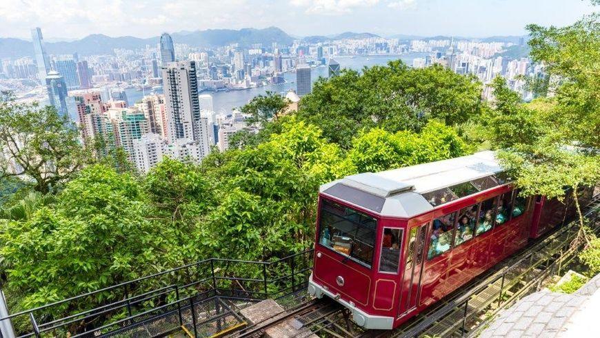 Гонконг: первая встреча - экскурсии