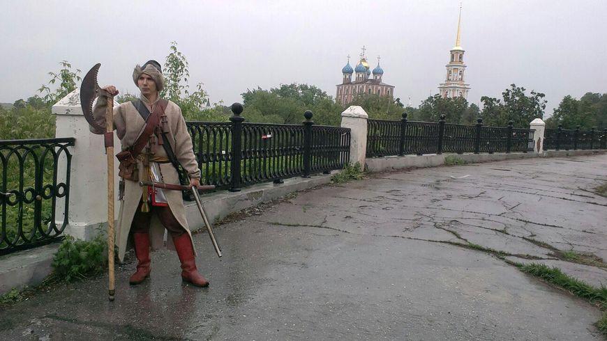 Переславль Рязанский 17 века. Прогулка со стрельцом - экскурсии