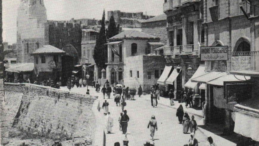Забытые уголки Старого города - экскурсии
